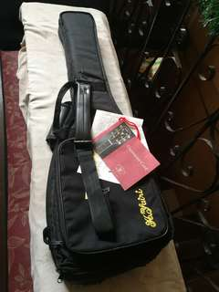 K. Hairi Full Paded Guitar Bag