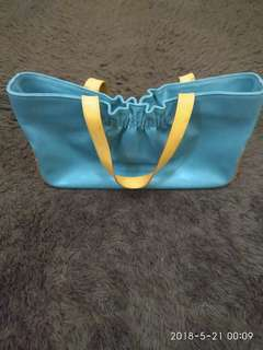 Blue Simply Bag
