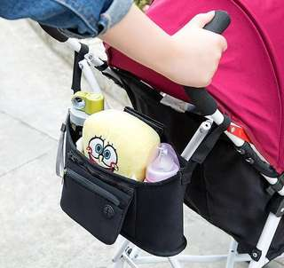 Instock Organizer Bag for Stroller Accesories Baby Diaper Insulated Mummy Bag