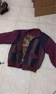 Jaket vintage / oldskull