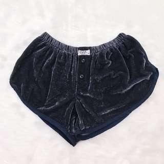 Gap Velvet Shorts
