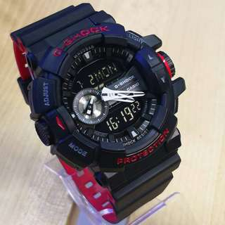 G SHOCK GA400 ( AUTOLIGHT )