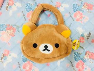 🚚 拉拉熊小手提包