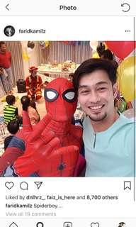 Event Spiderman