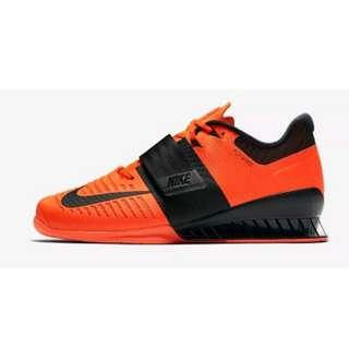 caea96633e42 Nike Romaleos 3 (Hyper Crimson Black)