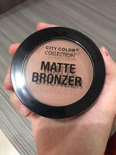 Bronzer city color