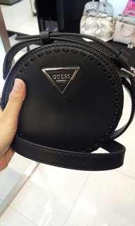 Guess sawyer mini sling bag