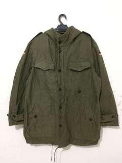 Germany Parka Army Jacket