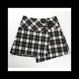 🚚 歐美風格紋半身裙