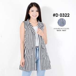 Masha Outfit Vest