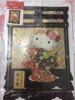 Hello Kitty 立體卡