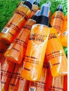 Glamrose flawless spray