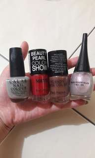 Nail ( warna kuku ) 4pcs