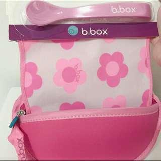 🚚 Bbox小花圍兜