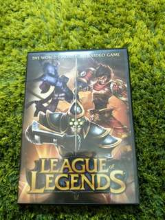 [PC Games]GARENA LEAGUE OF LEGENDS DISC