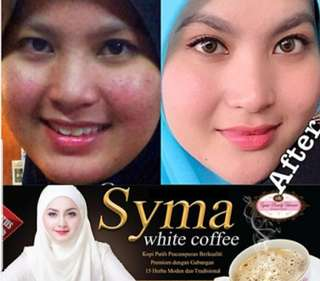 Syma white @July instock
