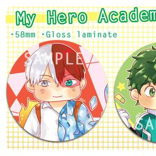 My Hero Academia ~badge