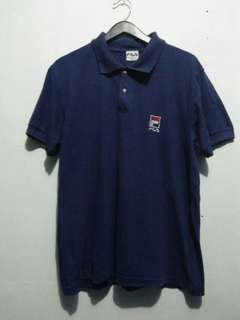 Fila polo shirt size L