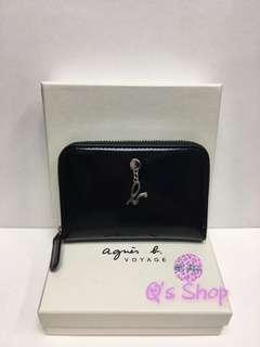 Agnes B coin case
