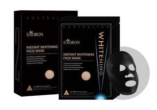EAORON Instant Whitening Face Mask 10pc (Pre-Order)