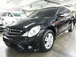 Mercedes-Benz R300 L AT .th.2010 Power Back Door .Kondisi Prima