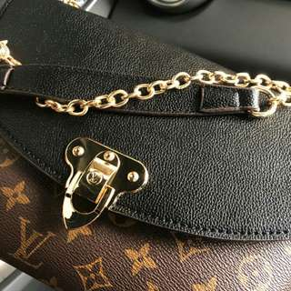 Louis Vuitton Saint Placide Black Color