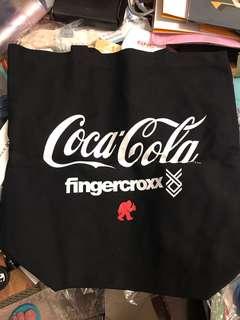 可口可樂 Fingercroxx 時尚布袋