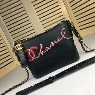 18年秋冬款Chanel香奈兒gabrielle流浪包