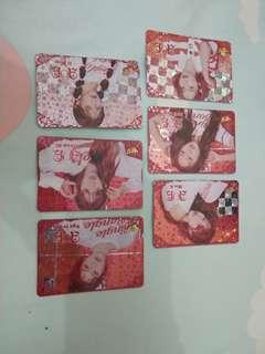 第 37 期 AOA Yes card 閃卡