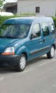 Renault Kangoo auto for cheap rental