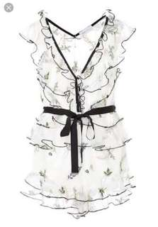 ALICE MCCALL PLAYSUIT SIZE 8