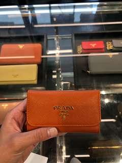 Prada keys case