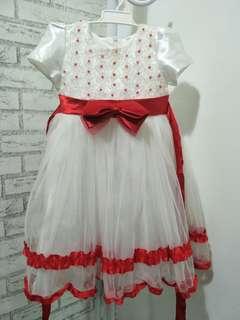 Preloved White Kids Dress
