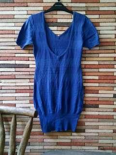 Lowback dress
