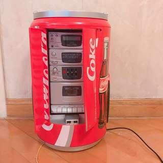 🚨絶版💡Coca Cola 可口可樂 1996年奧運特別版 3合1 Hi Fi