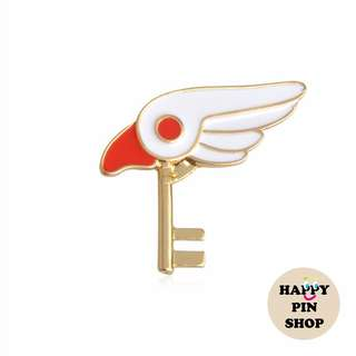 Cardcaptor Sakura - Key of Clow Enamel Pin