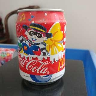 [珍藏] 可口可樂cola  × 麥當勞 (漢堡神偷)