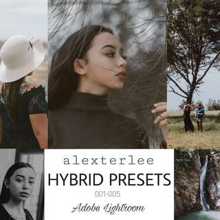 Lightroom Preset Pack (HYBRID)
