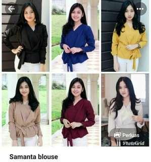 Samanta blouse