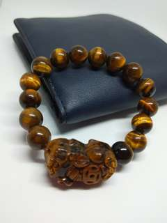 🚚 Tiger Eye With Pixue