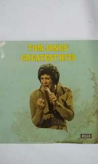 Lp tom jones greatest hit
