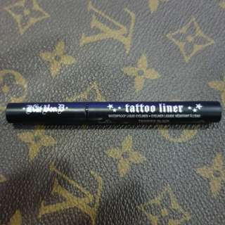 Kat Von D Tattoo Liner (eyeliner) Trooper Black Travel size