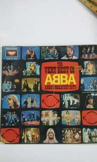 Lp the best of abba