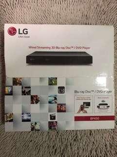 LG Bluray Player