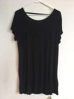 Baggy T Shirt Dress