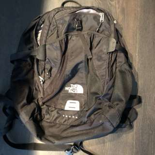 North Face Backpack with Laptop holder