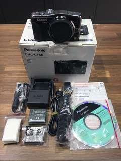 🚚 Panasonic GF6 LUMIX Body 單機身 / 公司貨