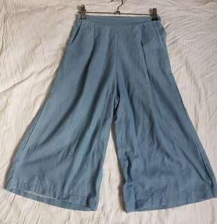Culottes or square pants