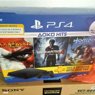 Sony PlayStation®4 HITS Bundle