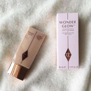 Charotte Tilbury Wonderglow: Skin Care Primer